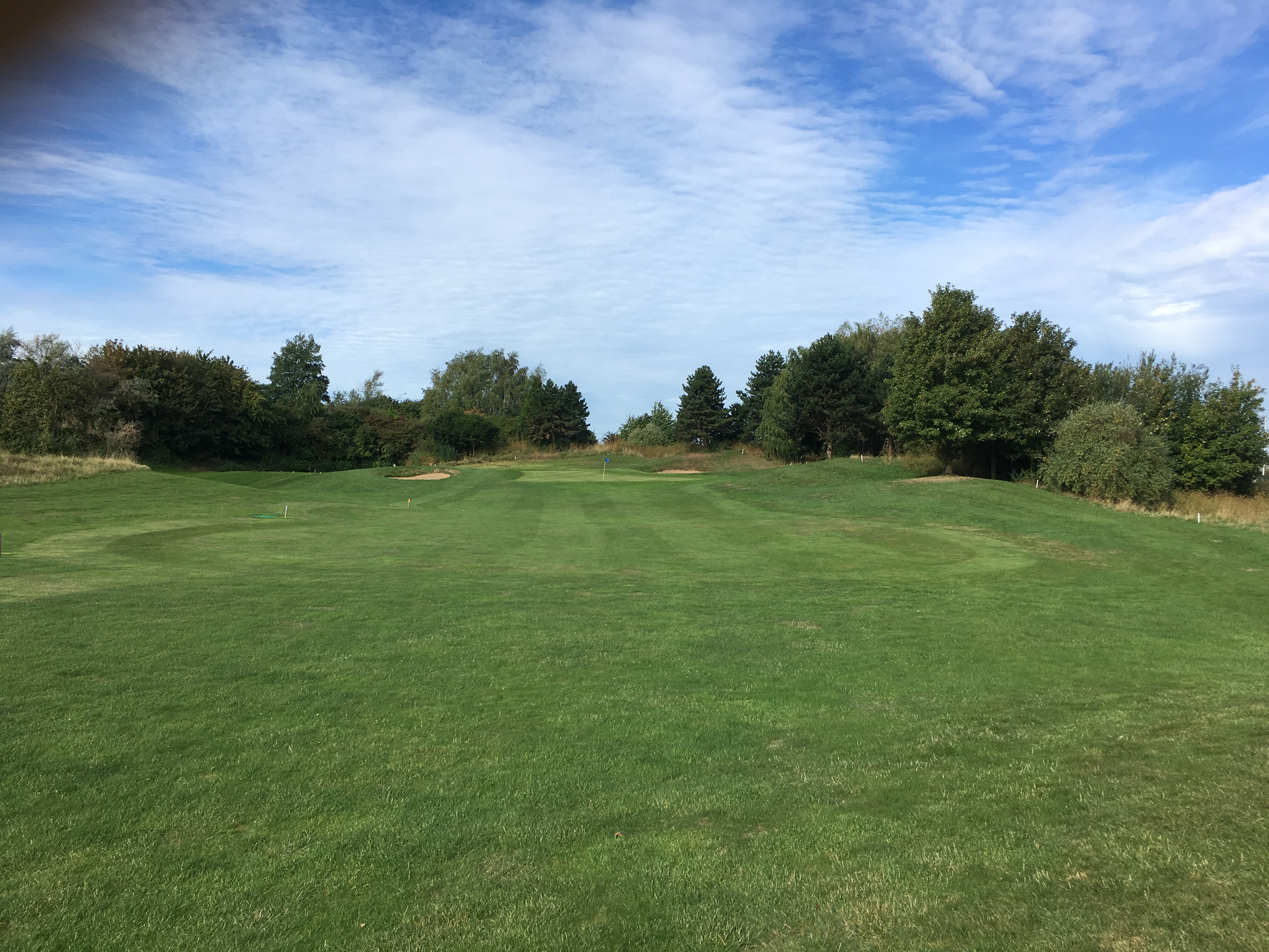fandegolf.fr - premier competition de golf - parcours 9 trous