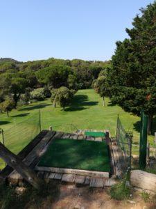 où jouer au golf - fandegolf.fr-lloretdemar-pitchandputt-trou10