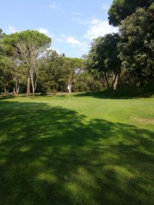 où jouer au golf - fandegolf.fr-lloretdemar-pitchandputt-green