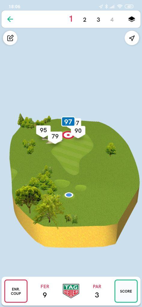 meilleure application pour débuter au golf - fandegolf.fr