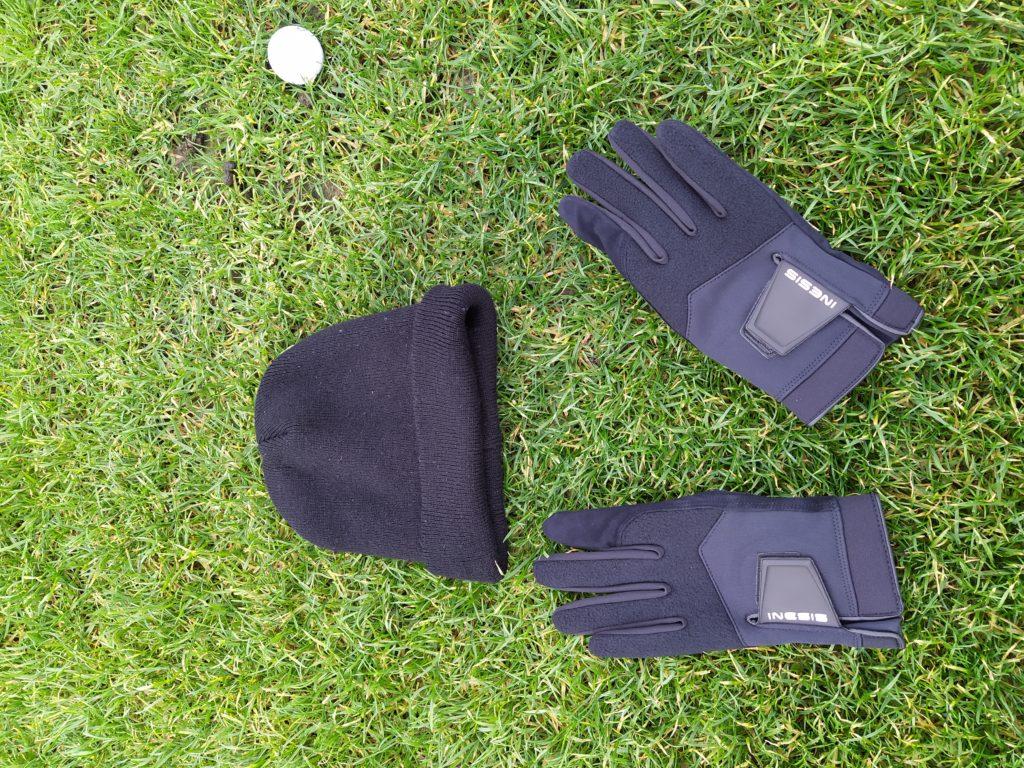 fandegolf.fr - golf gants hivrer et bonnet