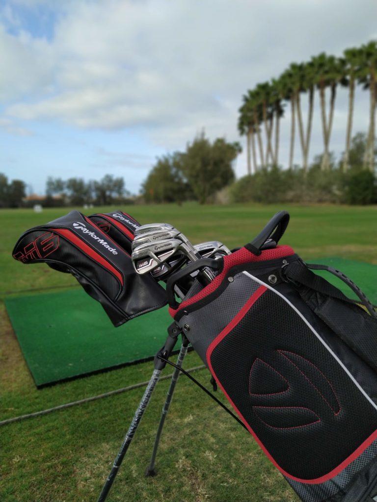 fandegolf.fr - comment jouer au golf sans club - série de fers taylormade m6