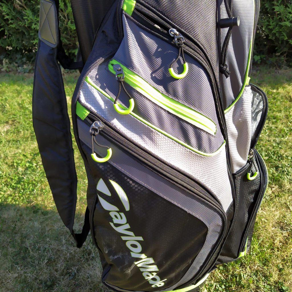 fandegolf - sac de golf - rangement
