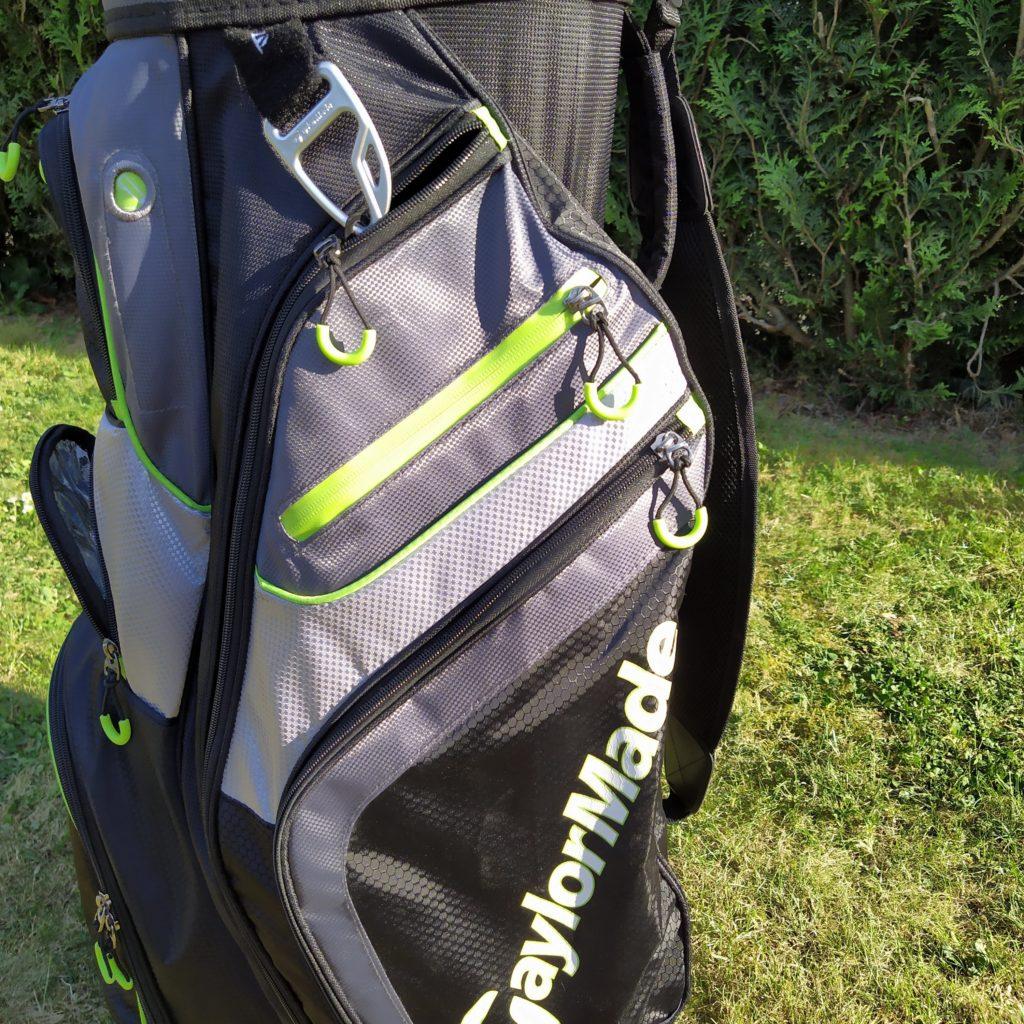 fandegolf - sac de golf - poches