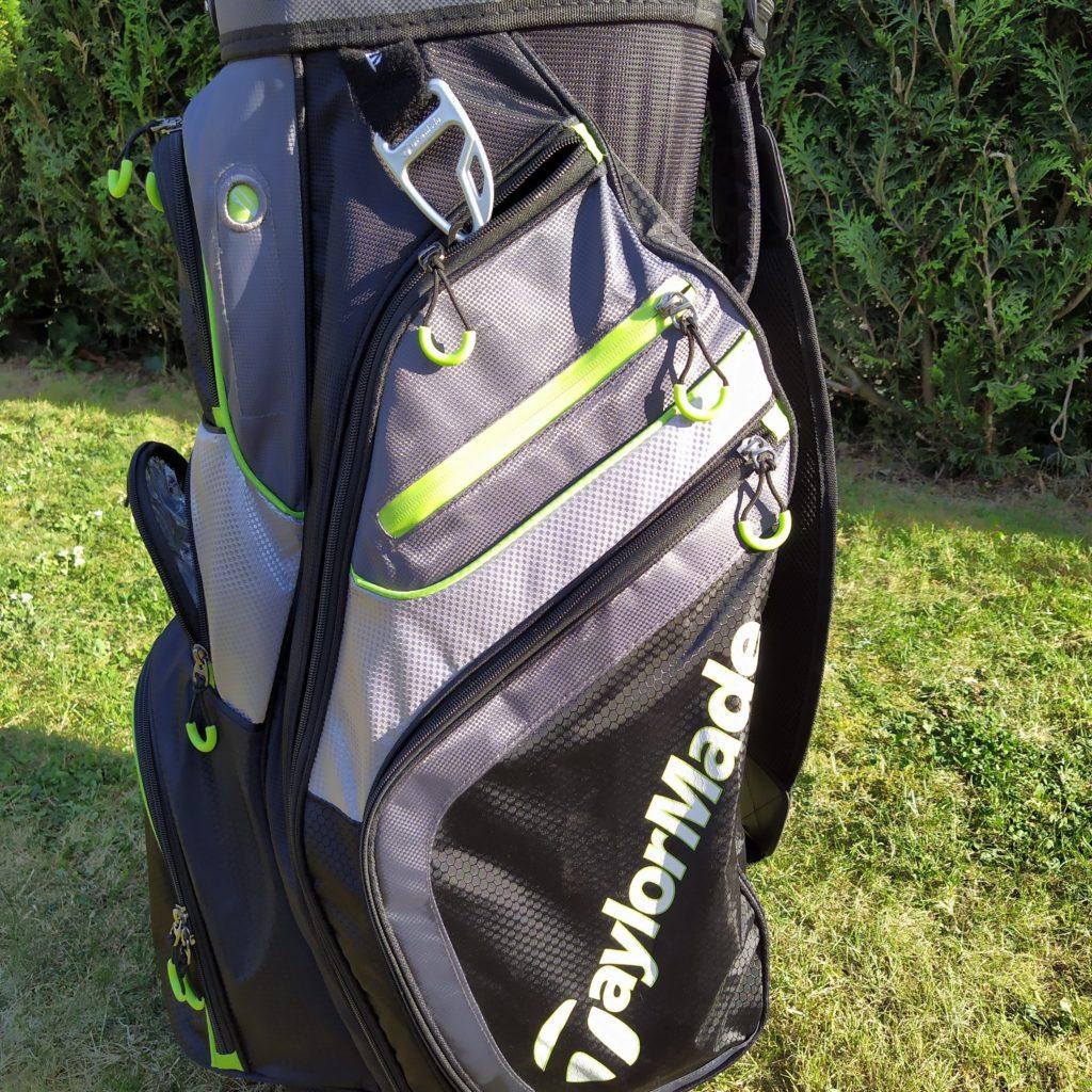 fandegolf - sac de golf - compartiment
