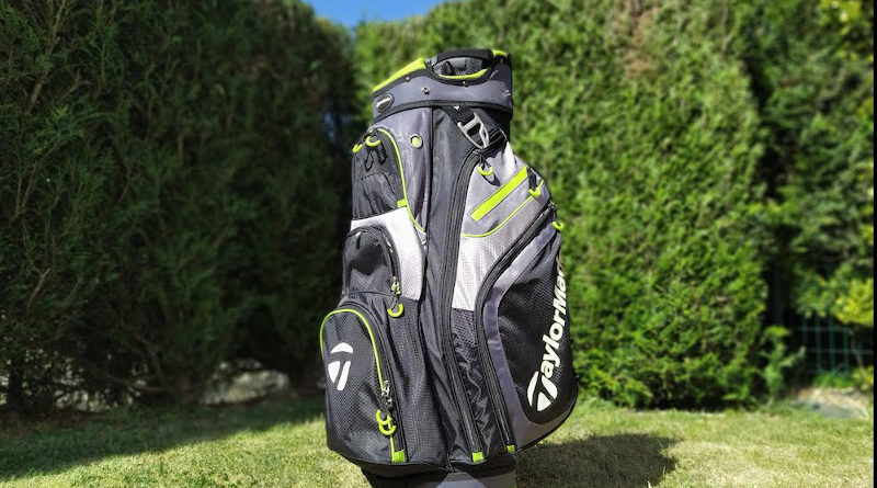 fandegolf - sac de golf - top photo