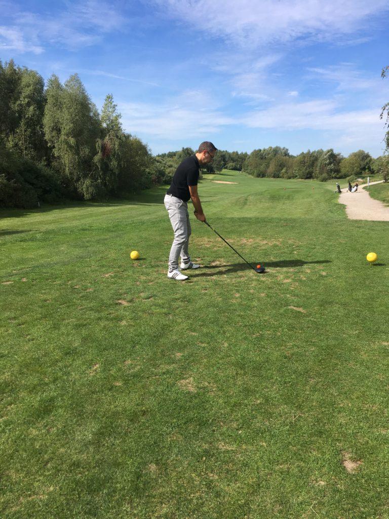 fandegolf.fr - mouvements au golf - driver