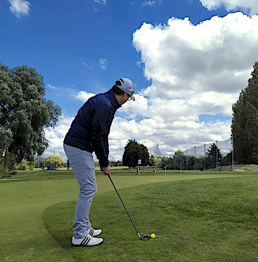 fandegolf.fr - formule de jeu au golf - joueur seul