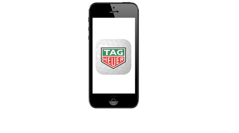 fandegolf.fr - application golf tag heuer - mise en avant
