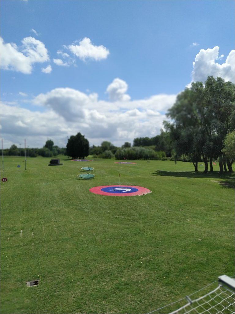 initiation au golf - fandegolf - practice de golf
