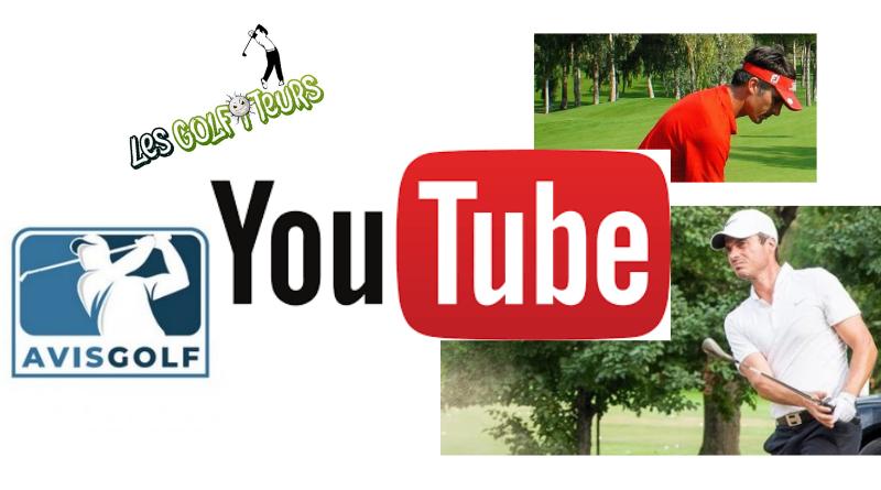 fandegolf.fr - meilleures chaines youtube