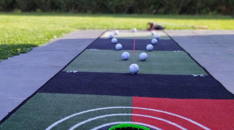 idee cadeau noel golf - tapis de putting - fandegolf.fr